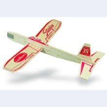 Starfire Balsa Wood Glider Three Pack  35-3