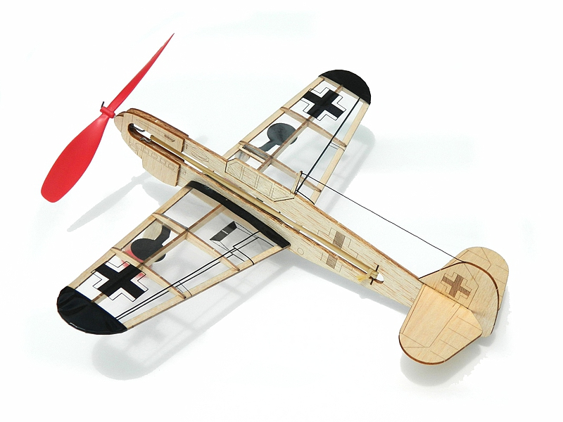 German Fighter Model Airplane 4501