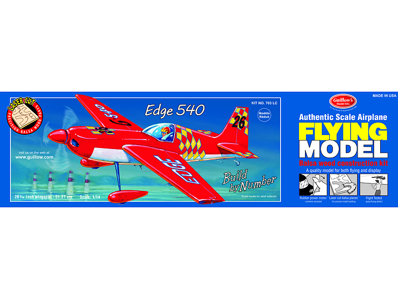 Model Airplane - Arrow 702