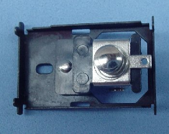 Lionel 482-3 Base Plate with Roller 482-3