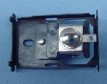 Lionel 482-3 Base Plate with Roller without coupler