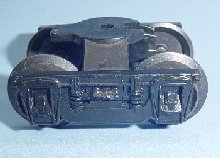 Lionel 9500-54 Plain Truck Assembly without coupler