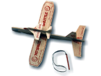Balsa Wood Gliders - #36 Catapult Glider 1452