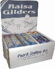 Balsa Wood Gliders - #80 Pillow pack 1415