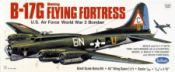 B-17G Flying Fortress Model Airplane   03-2002