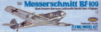 Messerschmitt BF-109 Model Airplane 03-505