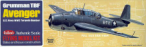 Grumman TBF Avenger Model Kit 03-509