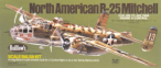 Mitchell B-25 Model Airplane Kit 03-805