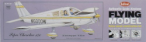 Piper Cherokee 140 Model Airplane Kit 03-307