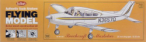 Beechcraft Musketeer Model Airplane Kit 03-308
